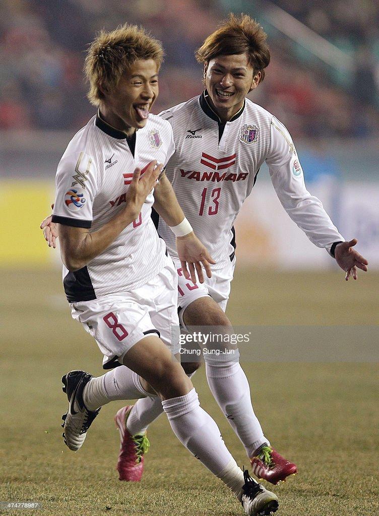 AFC ACL - Pohang Steelers v Cerezo Osaka