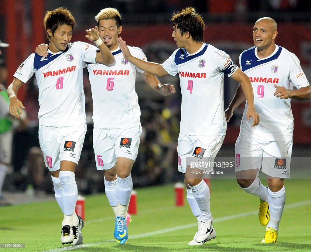 Omiya Ardija v Cerezo Osaka - J.League 2013 : News Photo