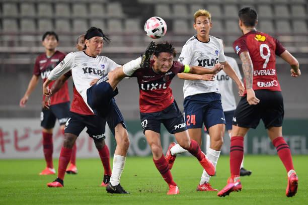 JPN: Kashima Antlers v FC Tokyo - J.League Meiji Yasuda J1
