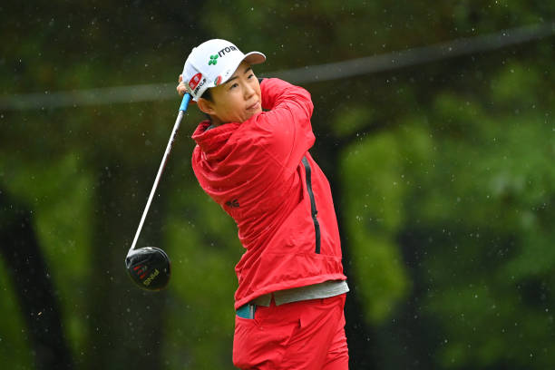 JPN: KKT Vantelin Ladies Open - Round Two