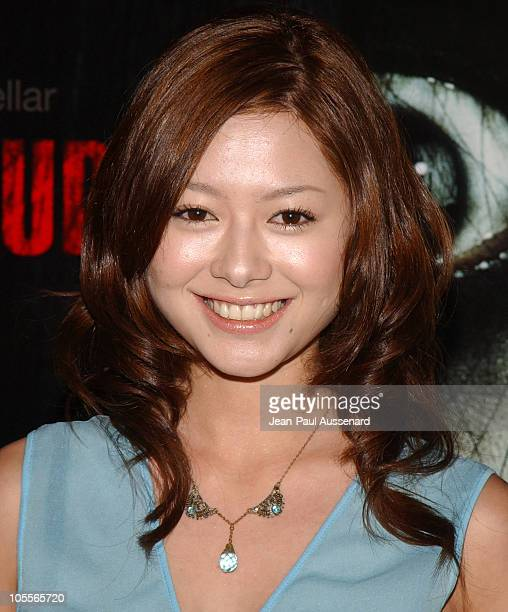 Yoko Maki during 'The Grudge' Los Angeles Premiere Arrivals at Mann Village in Westwood California United States