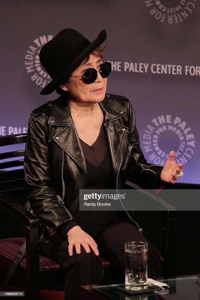 Yoko Ono attends the Paley Center For Media Presents: An Evening With Yoko Ono at Paley Center For Media on November 11, 2014 in New York City.