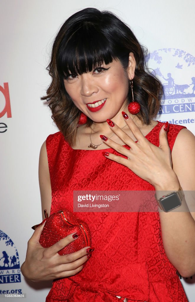 Yoko Sakakura attends the 2018 Daytime Hollywood Beauty Awards at Avalon on September 14, 2018 in Hollywood, California.