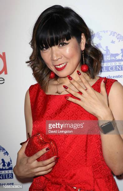 Yoko Sakakura attends the 2018 Daytime Hollywood Beauty Awards at Avalon on September 14 2018 in Hollywood California