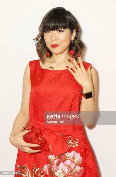 Yoko Sakakura attends the 2018 Daytime Hollywood Beauty Awards held on September 14 2018 in Hollywood California