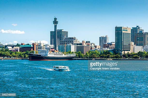 Yokohama Bay shore
