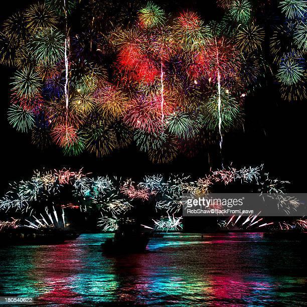 Yokohama Fireworks-6
