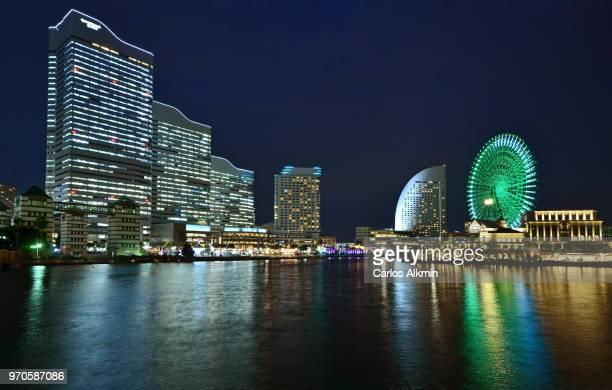 Yokohama Iconic Skyline of Minato Mirai