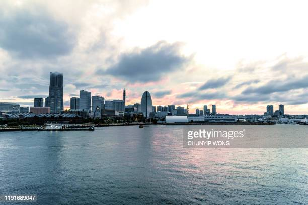 yokohama japan - kanagawa prefecture stock pictures, royalty-free photos & images