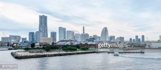 Yokohama - Minato Mirai skyline