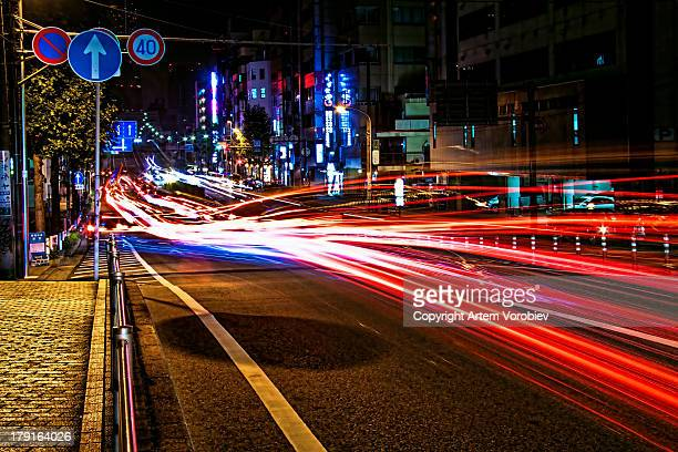 Yokohama night lights