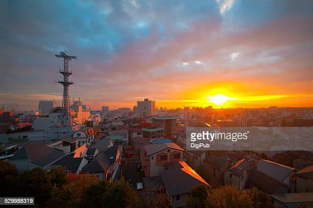 Yokohama Sunrise, November 28, 2014
