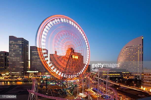 Yokohama, Japão Waterfront