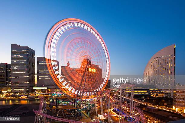 Yokohama Waterfront, Japan