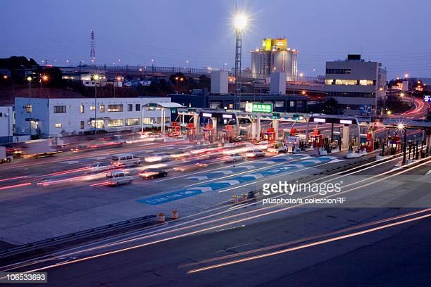 Yokohama-Machida ETC tool gate