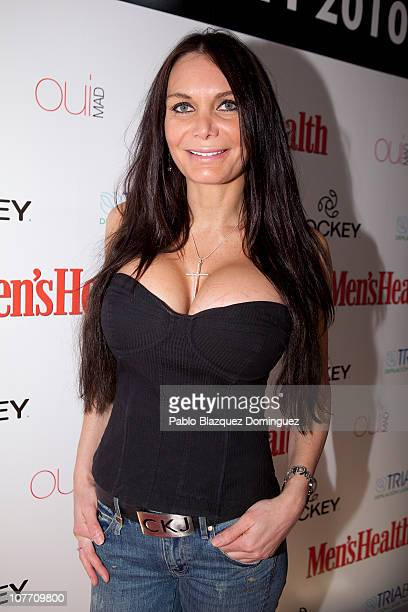 Yola Berrocal attends Men's Health New Face Contest 2010 at Qui Mad on December 20 2010 in Madrid Spain