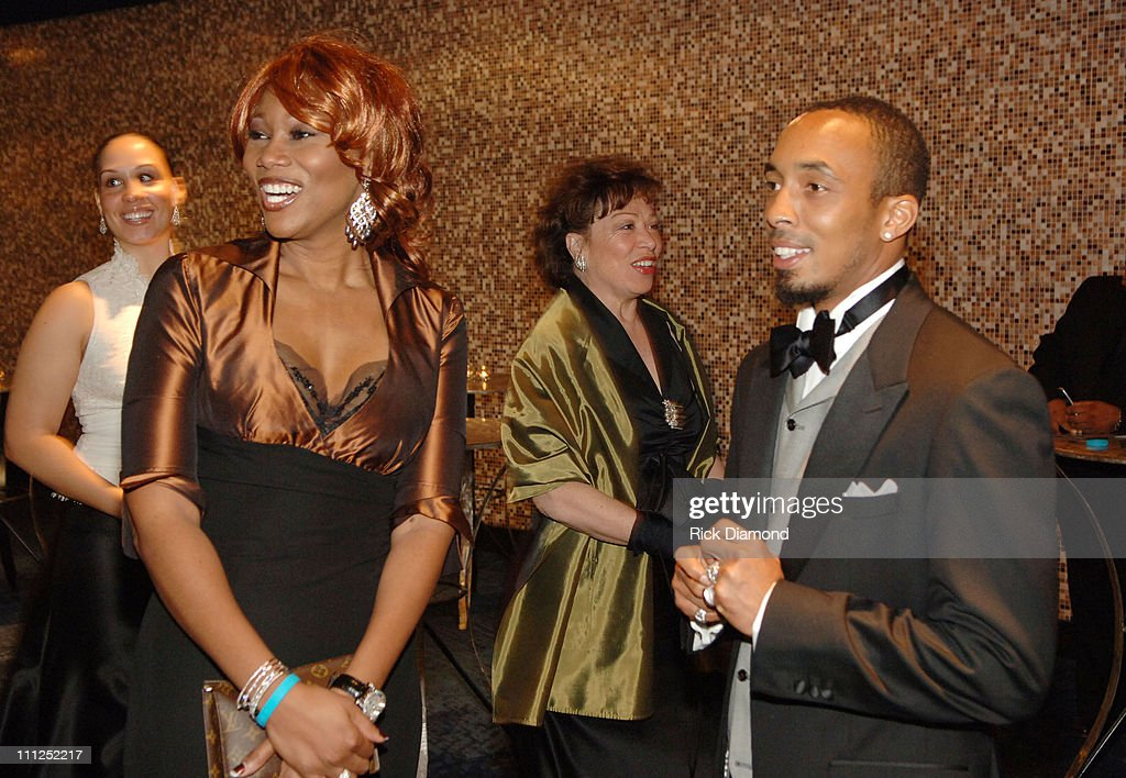 """The Dallas Austin Foundation 1st Annual """"Don't Stop the Music"""" Gala : News Photo"""