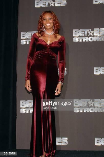 Yolanda Adams at BET's 25th Anniversary premiering on Nov. 1 @ 9p.m. ET/PT