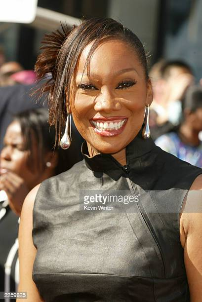 Yolanda Adams at the 2nd Annual BET Awards at the Kodak Theatre in Hollywood Ca Tuesday June 25 2002 Photo by Kevin Winter/ImageDirect