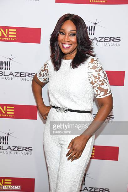 Yolanda Adams attends 2017 BMI Trailblazers of Gospel Music at Rialto Center for the Arts on January 14 2017 in Atlanta Georgia