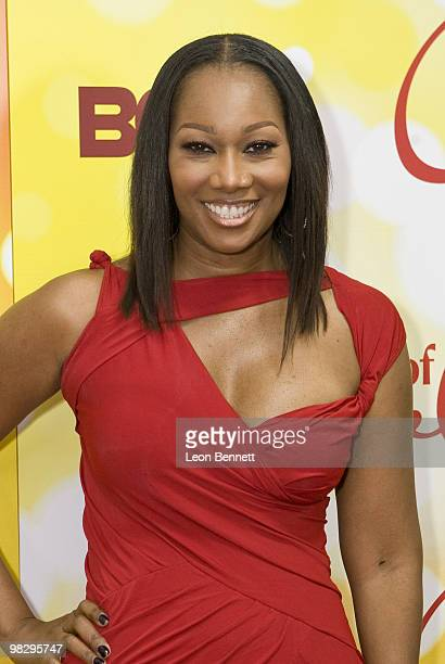 Yolanda Adams attends BET's 10th Anniversary Celebration Of Gospel at The Orpheum Theatre on December 12 2009 in Los Angeles California