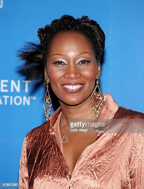 Yolanda Adams attends the inaugural Grammy Jam Fest at the Wiltern Theatre December 11 2004 in Los Angeles California The event celebrated the music...
