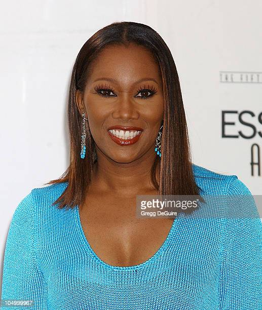 Yolanda Adams during 2002 Essence Awards Press Room at Universal Amphitheater in Universal City California United States