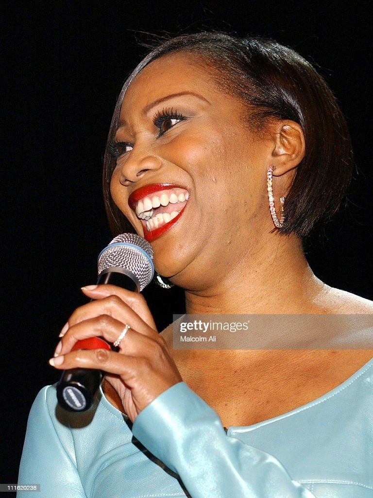 Celebrities performs at 25th Wedding Anniversary of Bishop and Mrs. Kenneth C. Ulmer : News Photo