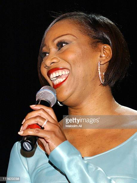 Yolanda Adams during Celebrities performs at 25th Wedding Anniversary of Bishop and Mrs Kenneth C Ulmer at Century Plaza Hotel in Century City...