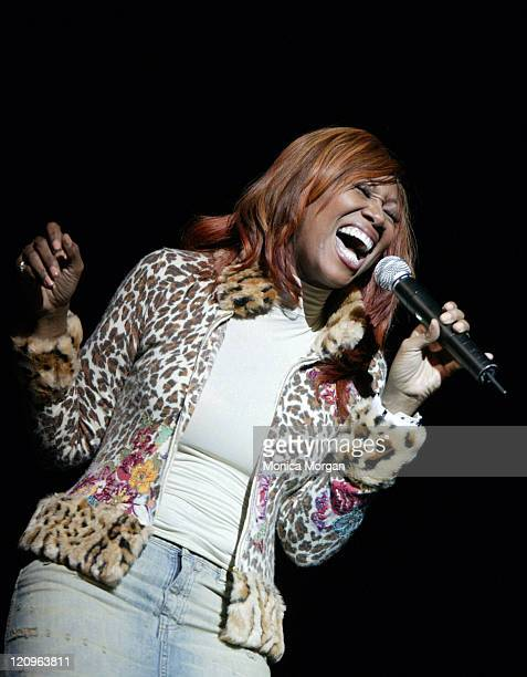 Yolanda Adams during Comcast Presents Yolonda Adams Today Tour February 10 2006 at Greater Grace Temple in Detroit Michigan United States