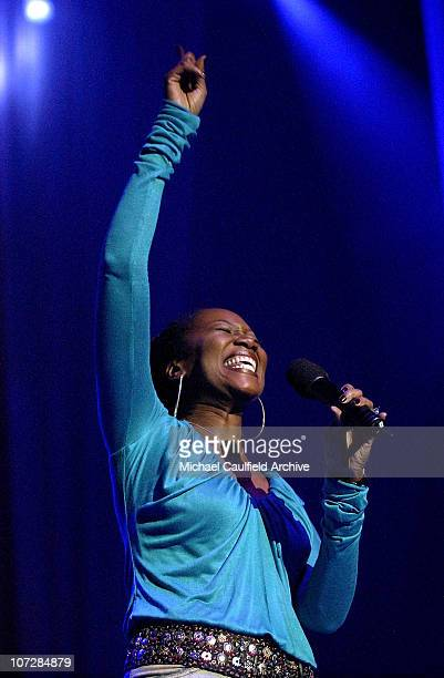 Yolanda Adams during LA Chapter of The Recording Academy with EIF Celebrate the Music of Earth Wind Fire at GRAMMY Jam 2004 Concert at The Wiltern in...