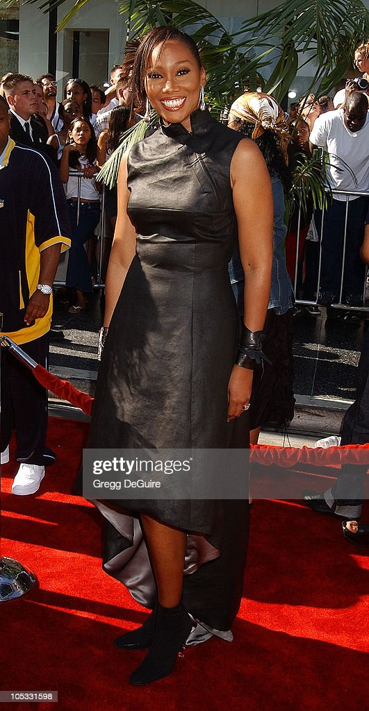 Yolanda Adams during The 2nd Annual BET Awards - Arrivals at The Kodak Theater in Hollywood, California, United States.