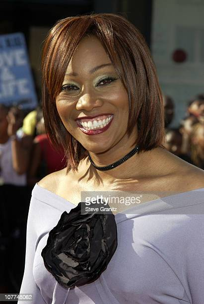 Yolanda Adams during The 3rd Annual BET Awards - Arrivals at The Kodak Theater in Hollywood, California, United States.