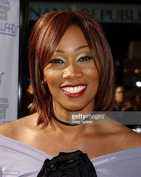 Yolanda Adams during The 3rd Annual BET Awards Arrivals at The Kodak Theater in Hollywood California United States