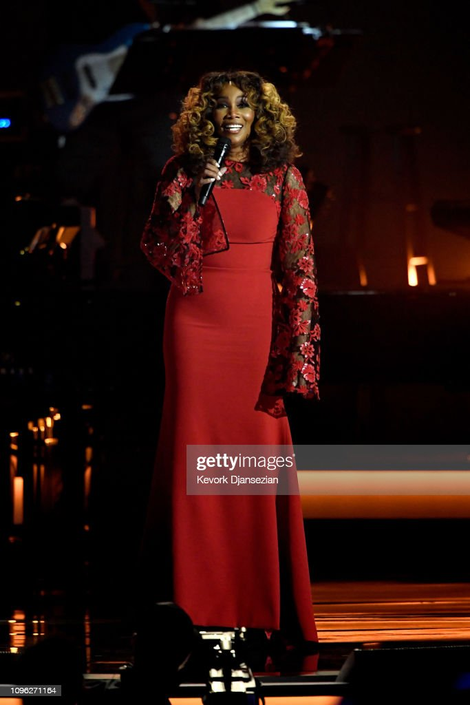 MusiCares Person Of The Year Honoring Dolly Parton - Inside : News Photo