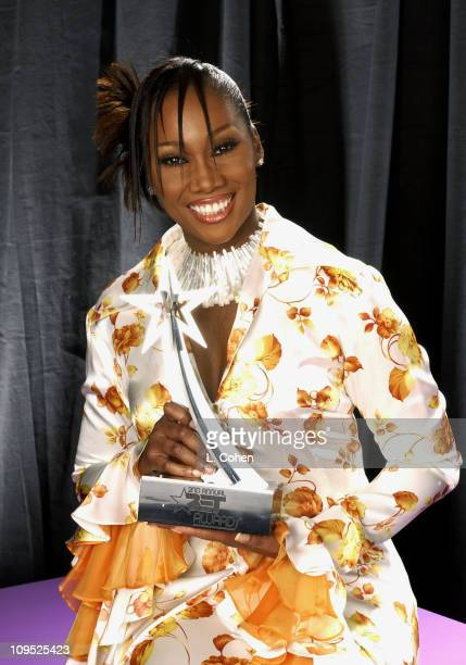 Yolanda Adams wearing a David Cardonadesigned gown