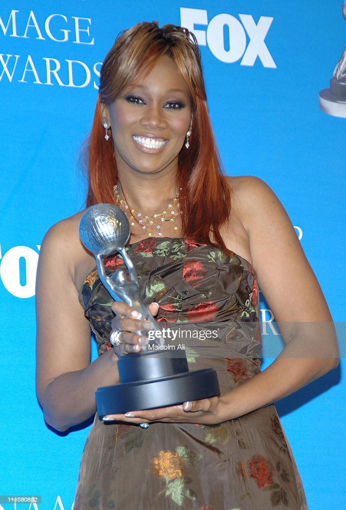 The 37th Annual NAACP Image Awards - Press Room : News Photo
