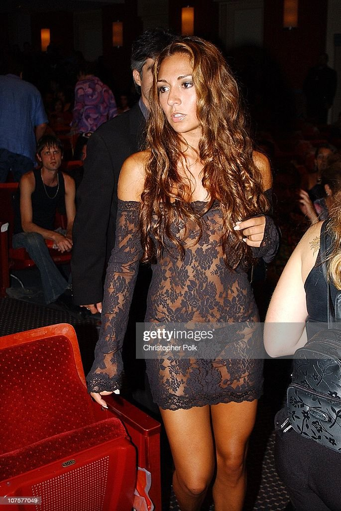 Yolanda Andrade during MTV Video Music Awards Latinoamerica 2002 at Jackie Gleason Theater in Miami, FL.