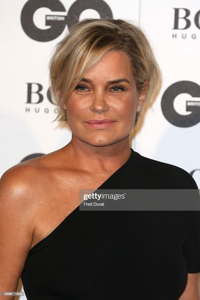 Yolanda Foster arrives for GQ Men Of The Year Awards 2016 at Tate Modern on September 6, 2016 in London, England.