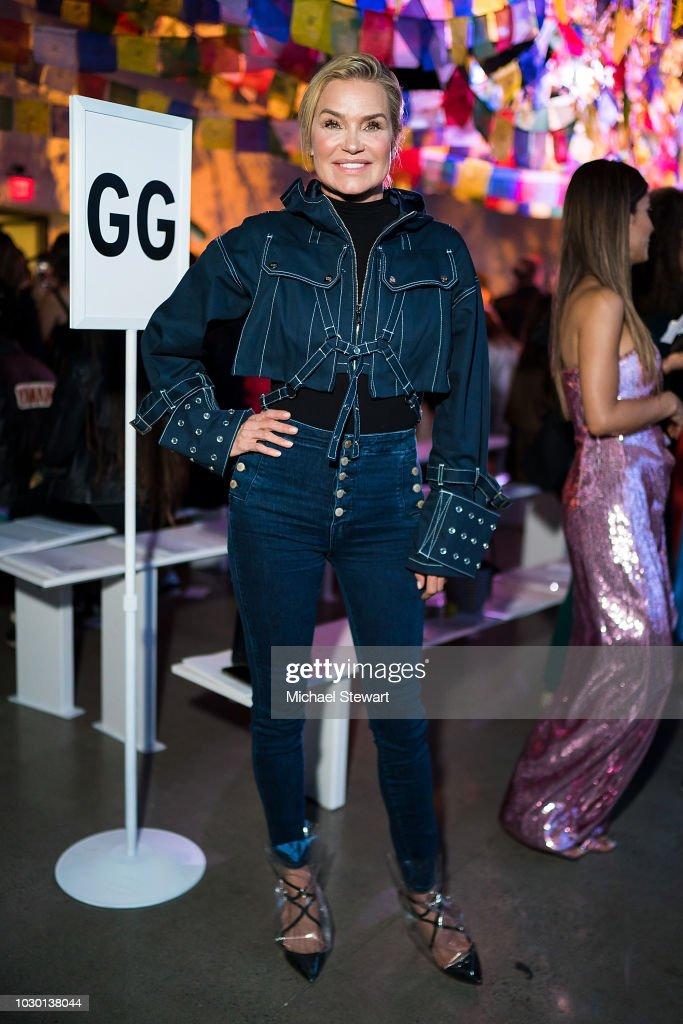 Prabal Gurung - Front Row & Backstage - September 2018 - New York Fashion Week