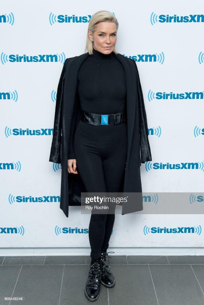 Celebrities Visit SiriusXM - January 10, 2018