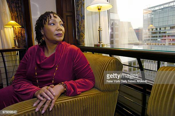 Yolanda King eldest daughter of Martin Luther King Jr is the author of the upcoming book Open My Eyes Open My Soul
