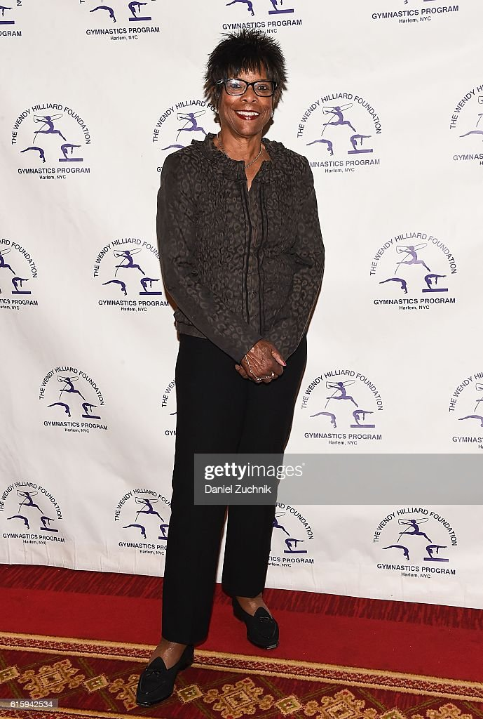 Yolanda L. Jackson attends the Wendy Hilliard Gymnastics Foundation 20th Anniversary Gala at New York Athletic Club on October 20, 2016 in New York City.