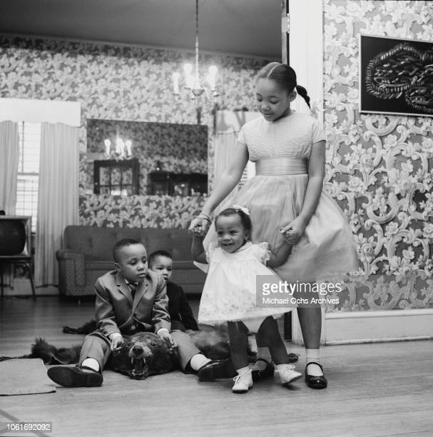 Yolanda Martin Luther King III Dexter and Bernice the children of civil rights activist Martin Luther King Jr and his wife Coretta Scott King...