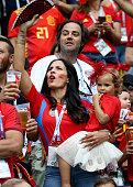 moscow russia yolanda ruiz wife goalkeeper