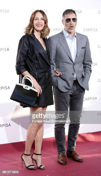Yolanda Sacristan attends the opening of new Carpisa stores on May 9 2017 in Madrid Spain