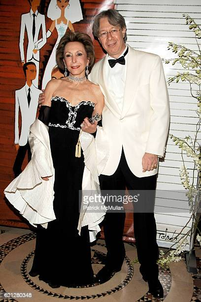 Yolanda Santos and Julian Zugazagoitia attend EL MUSEO's 15th Annual Gala at Cipriani 42nd Street on May 22 2008 in New York City