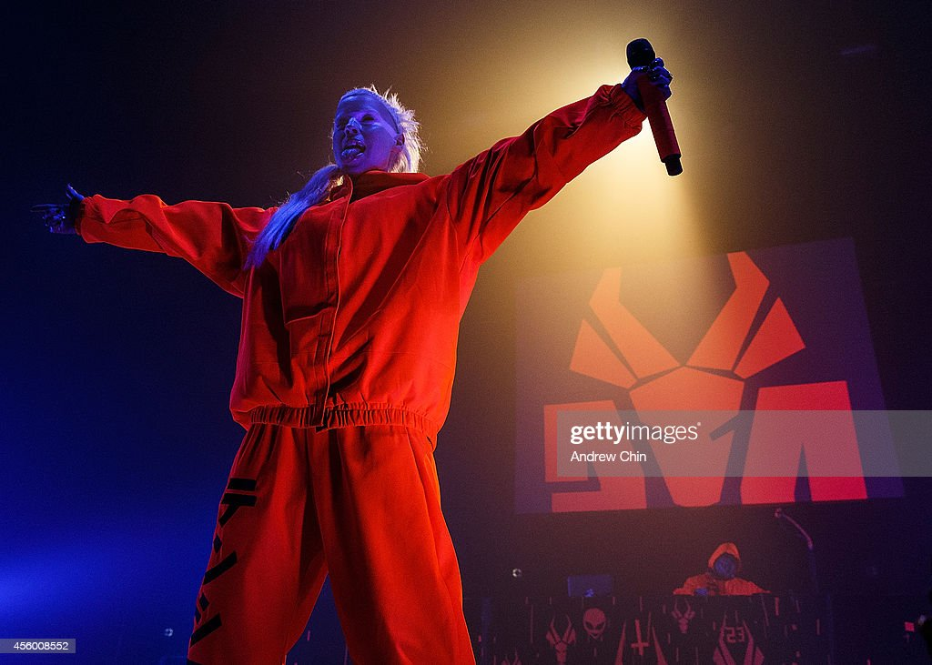 Die Antwoord In Concert - Vancouver, BC