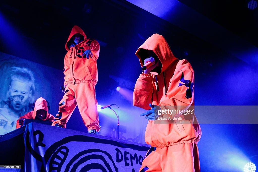 Die Antwoord In Concert - Birmingham, AL