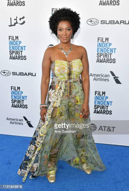 Yolonda Ross attends the 2019 Film Independent Spirit Awards on February 23 2019 in Santa Monica California